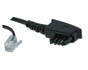 TAE-F Kabel 10m