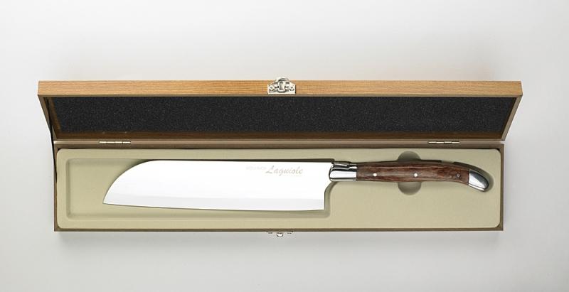 XONIINOX® Laguiole, Kochmesser im japanischen Stil (Santoku)