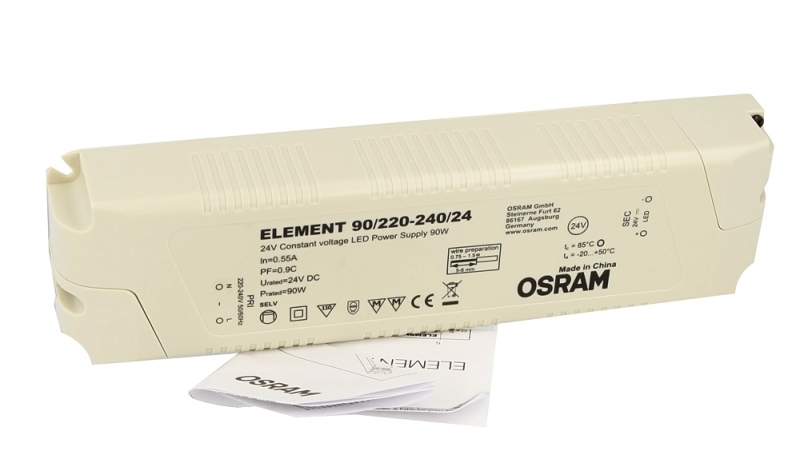 OSRAM LED-Betriebsgerät ELEMENT 90 konfektioniert