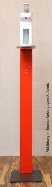 HOYER®medical - HM 00303 Desinfektionsmittelspender Bodenversion BASIC 1000ml