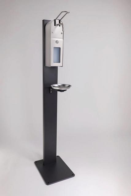 HOYER®medical - HM 00307 Desinfektionsmittelspender Bodenversion TRESORO 1000ml